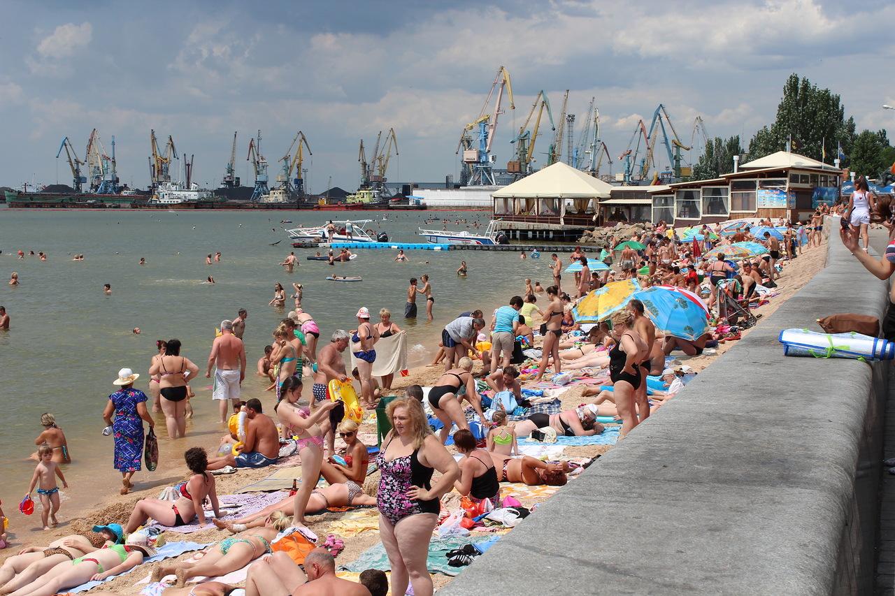Фото на нудиских пляжах в бердянске